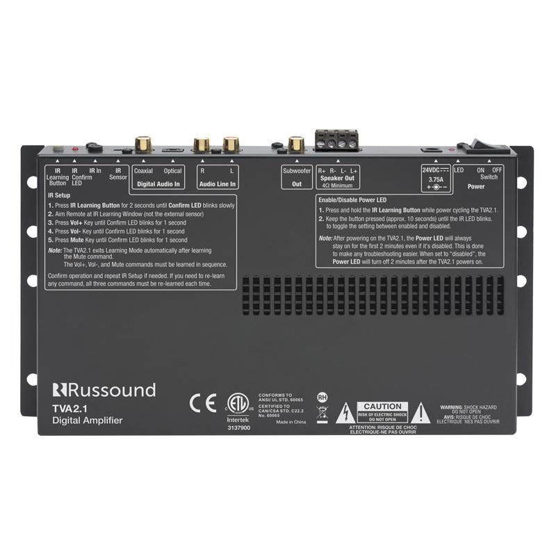 Russound TVA 2.1 - TV Verstärker