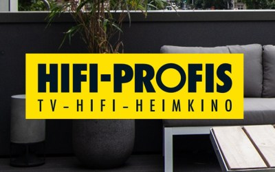 HiFi-Profis Wiesbaden mit neuer Gartenlautsprecher Demo