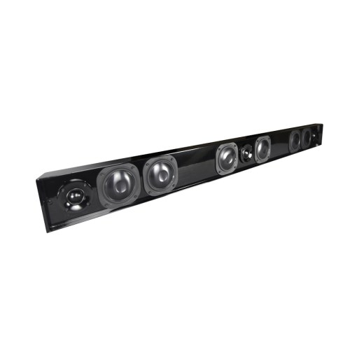 JA SPL 3 LCR-75 - Soundbar für 75 Zoll TV von James