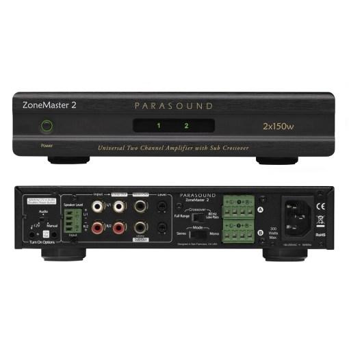 Z2 - Endverstärker von Parasound