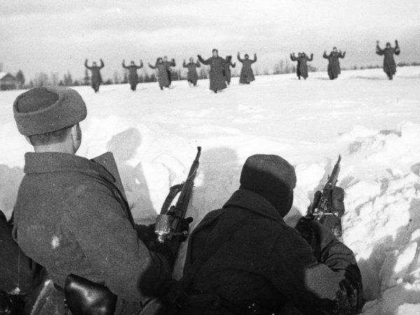 Редкие фото Великой Отечественной войны 1941-43 гг ...