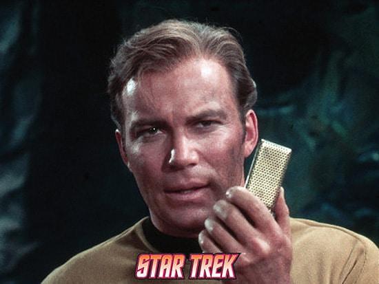 Le mobile dans 10 ans se rapproche de Strar Trek - ©Paramount Pictures