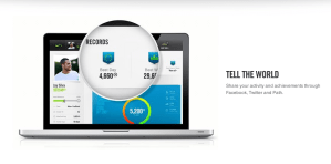 Nike+ Fuelband, le quantifiedself égocentrique