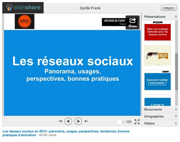visuel Slideshare mediaculture.fr