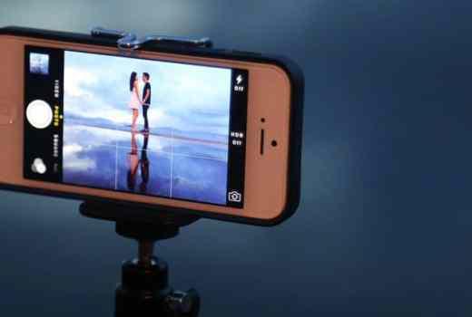 Tourner et monter des videos sur iPhone