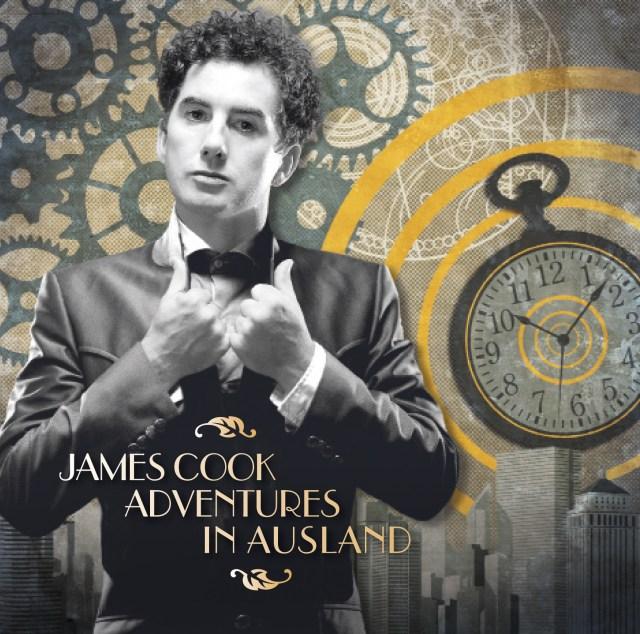 JAMES COOK - NEW SINGLE PR - http://wp.me/p35c6D-a0