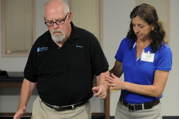 Parkinson's Patients Learn Power of Exercise | Health News ...