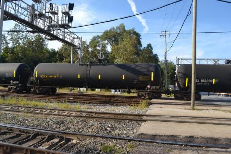 DOT-111s make up about 70 percent of the U.S. tank car fleet
