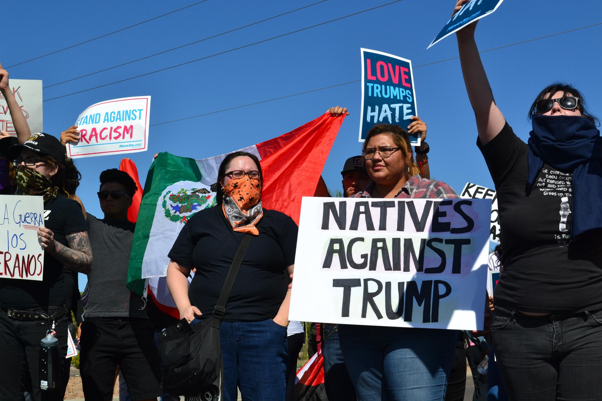 Your Call A Political Shift For Native Americans