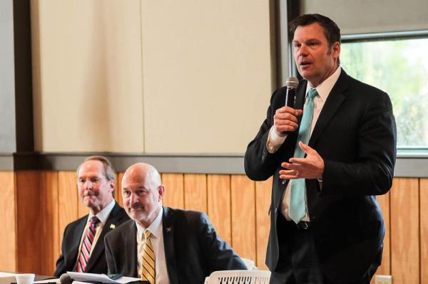 GOP Candidates For Kansas Governor Separated By Style, If ...