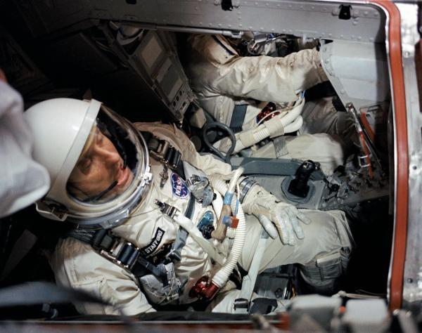 SLIDESHOW Gemini Apollo Astronauts Celebrate 50 Years