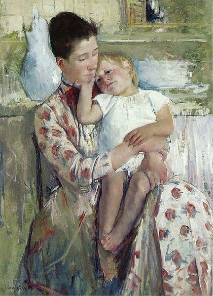 Image result for cassatt impressionist paintings