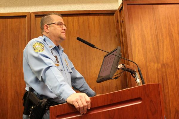 Sedgwick County Sheriff's Office Weighs Options Under ...