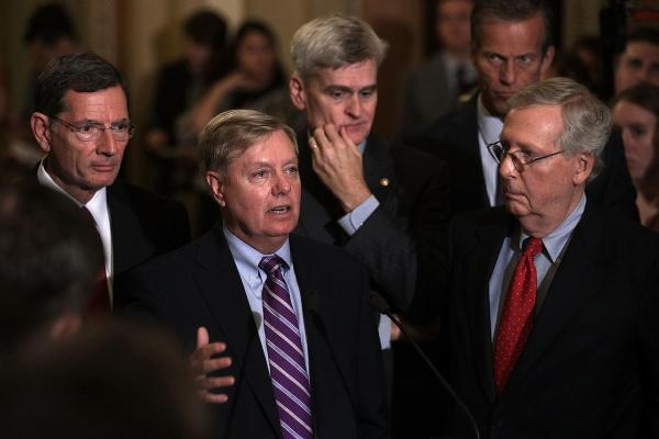 In Hearing, Sens. Graham And Cassidy Defend Their Namesake ...