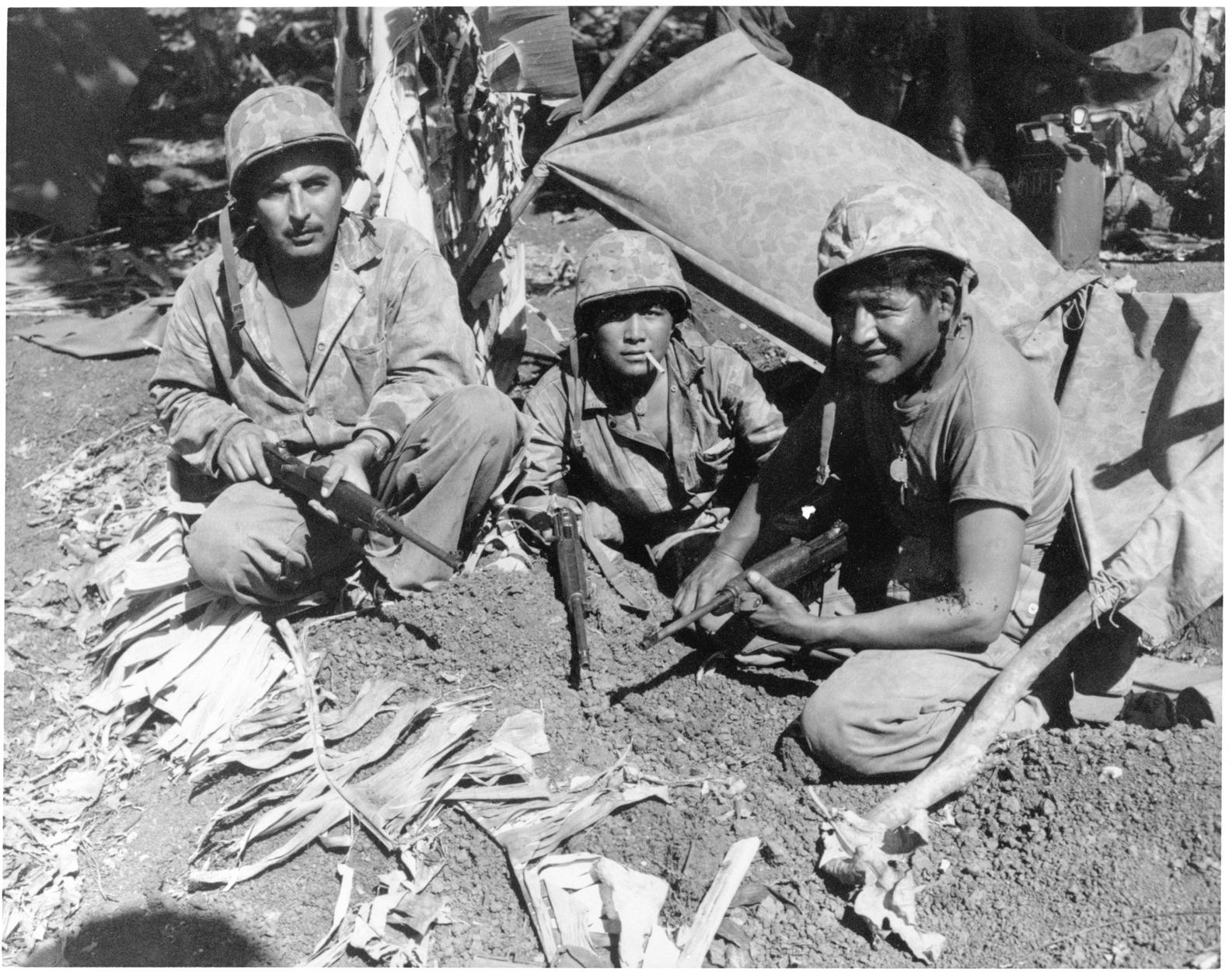 Itc Exhibits Vital Role Of Native American Code Talkers In War