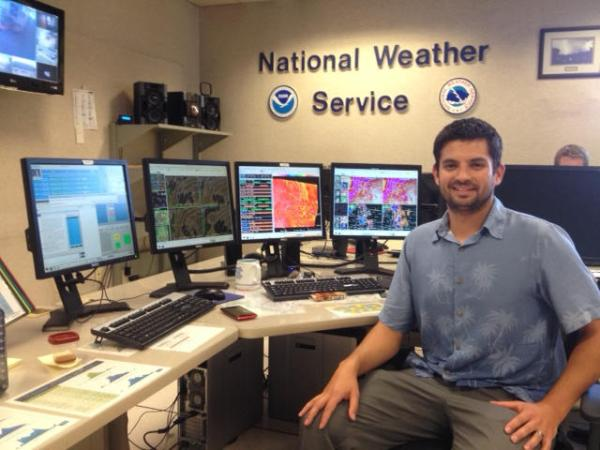 Weather Service Predicts Severe Storms Friday In Western