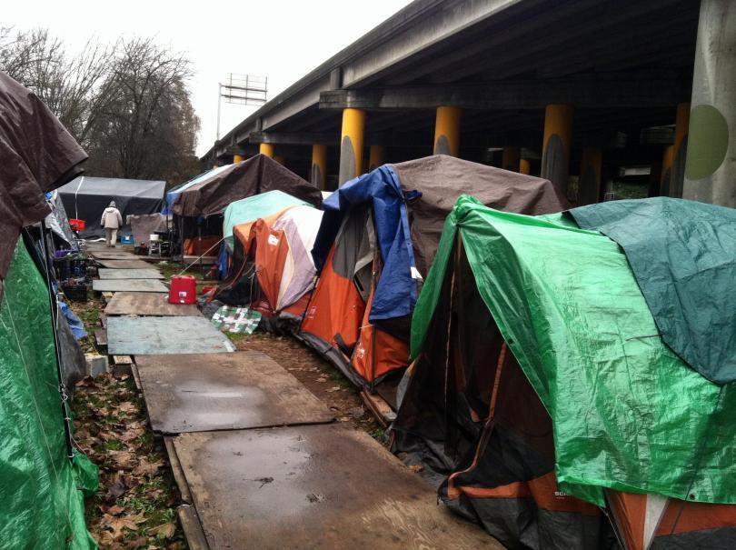 The Ruination Of California California Slums Homeless Shelter