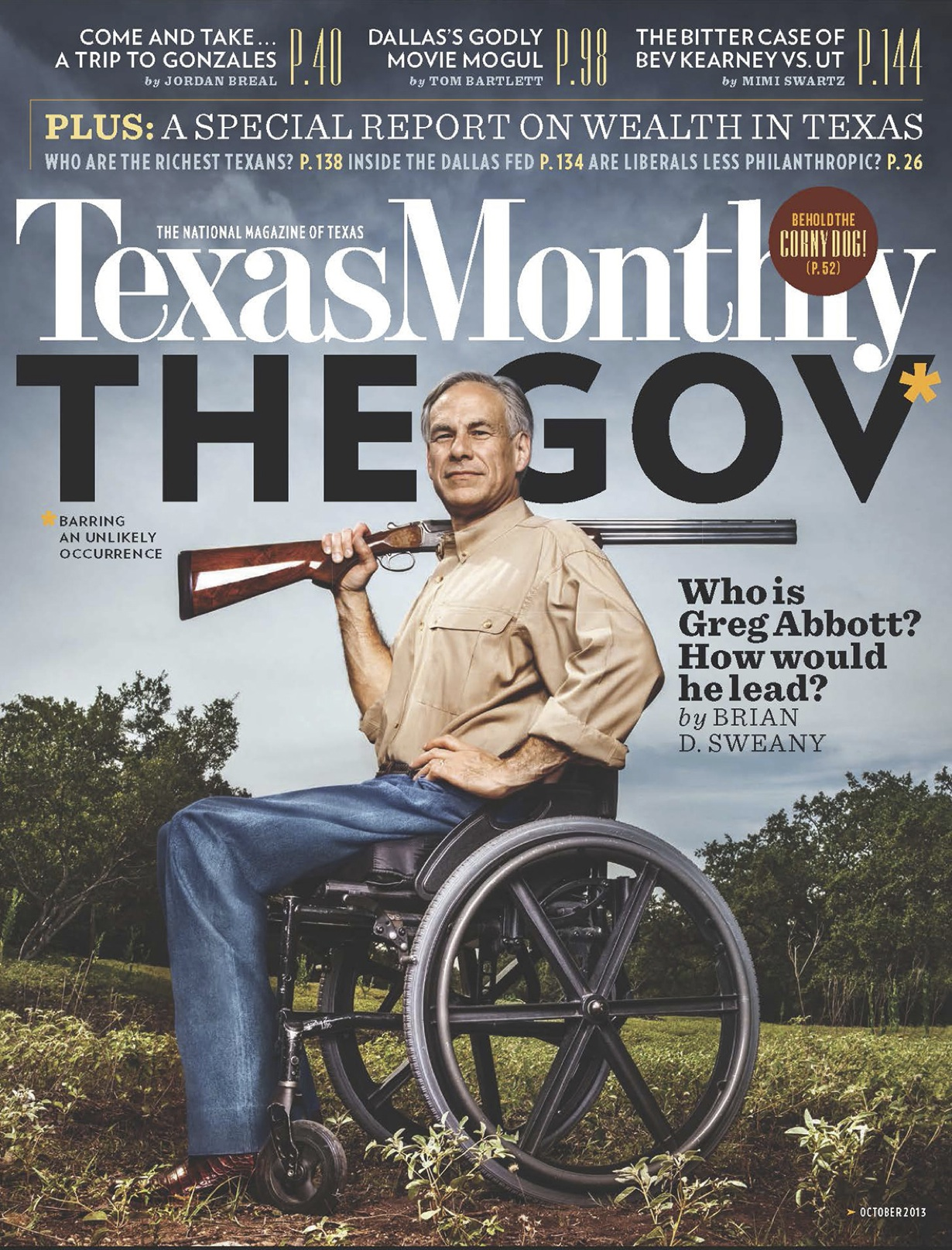 Image result for greg abbott wheelchair