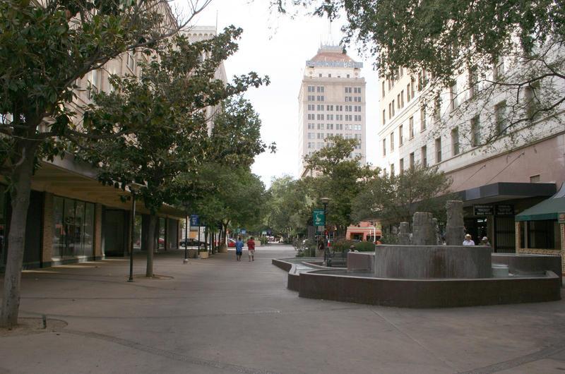 Downtown Mall Restaurant List