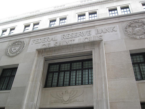 Image result for federal reserve bank of St. Louis