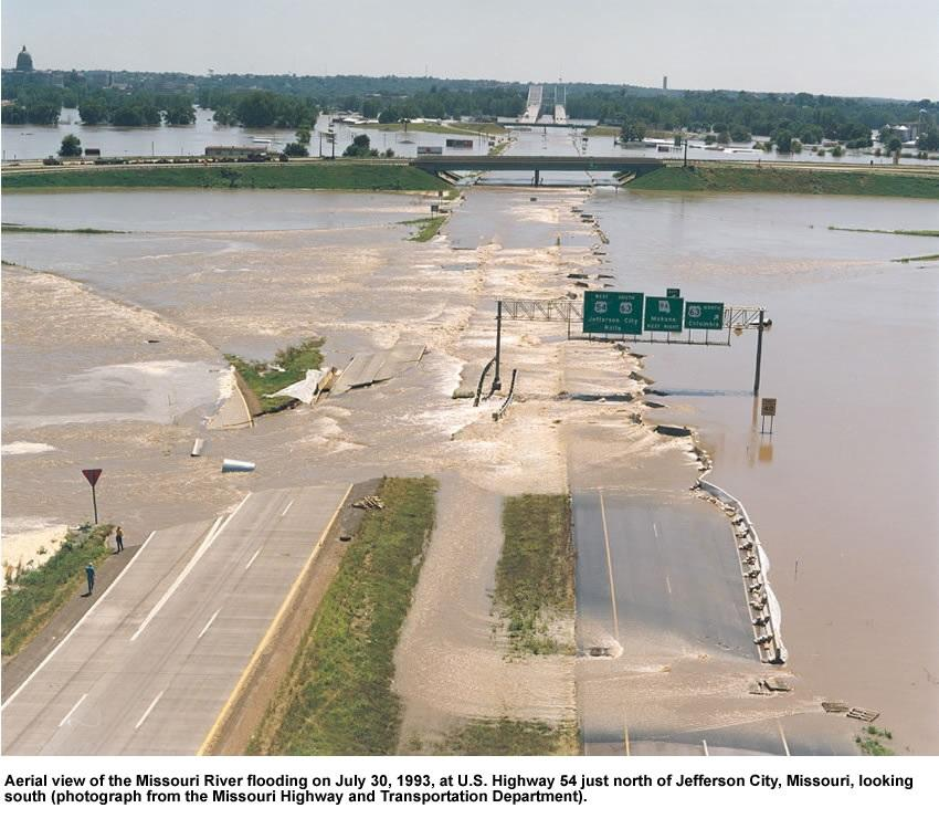 Flooding In St Louis 2013