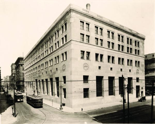 Federal Reserve Bank Of St. Louis Marks Milestone   St ...