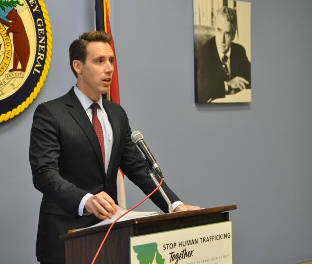 Missouri Attorney General Josh Hawley Shares Evidence Included In A Motion To Dismiss Backpages Lawsuit Against Him