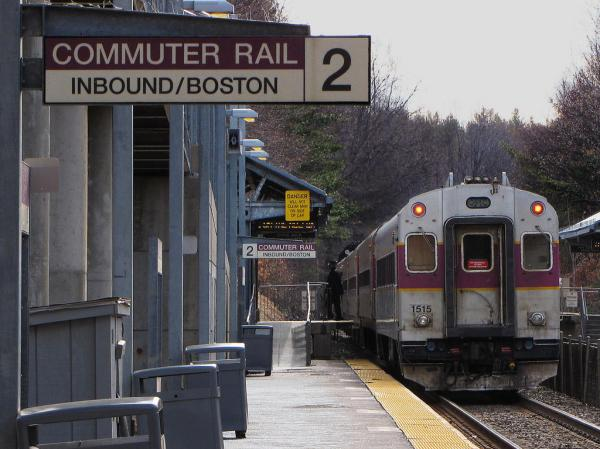 Report Highlights Economic Impact Of Commuter Rail In N.H ...