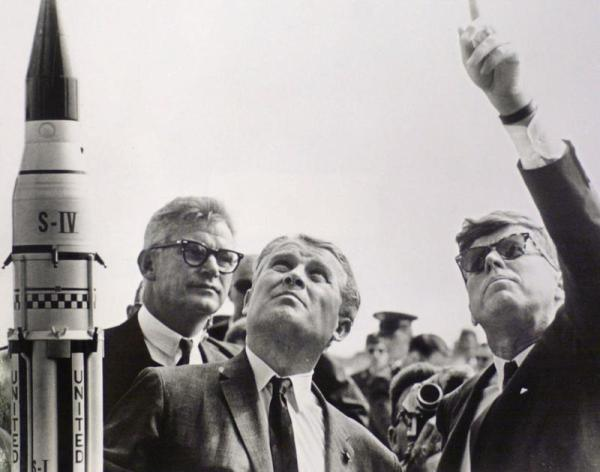 How A Nazi Rocket Scientist Fought For Civil Rights NPR