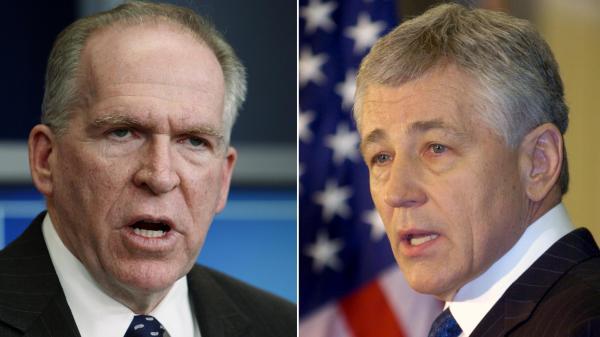 Obama Nominates Hagel For Defense, Brennan For CIA | KCUR