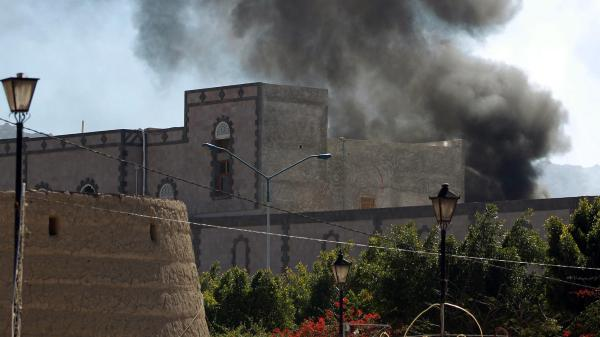 Militants Launch Deadly Attack On Yemen's Defense Ministry ...