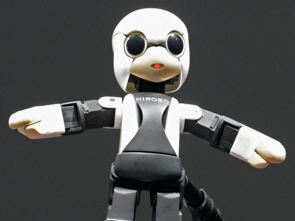 Talking Robot Astronaut Heads To International Space