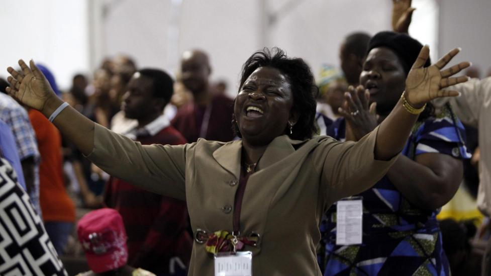 JESUS WEPT!! SEE THE NEW PHONE APP PENTECOSTAL CHURCHES ARE USING TO PAY TITHE WITHOUT ATTENDING SERVICE