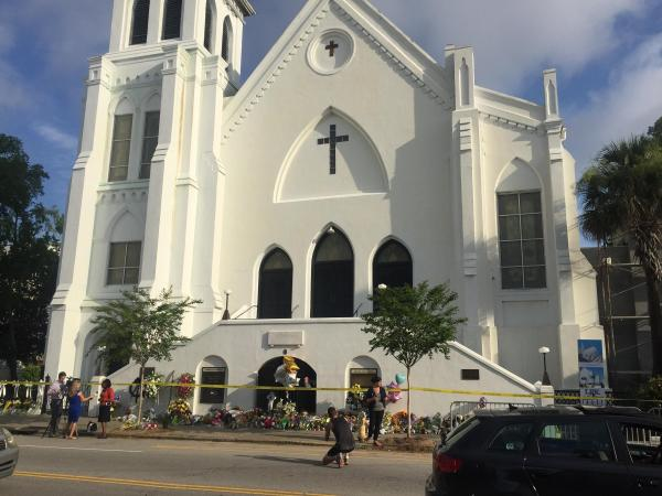 While Grieving Continues, Church Shooting Was Charleston's ...