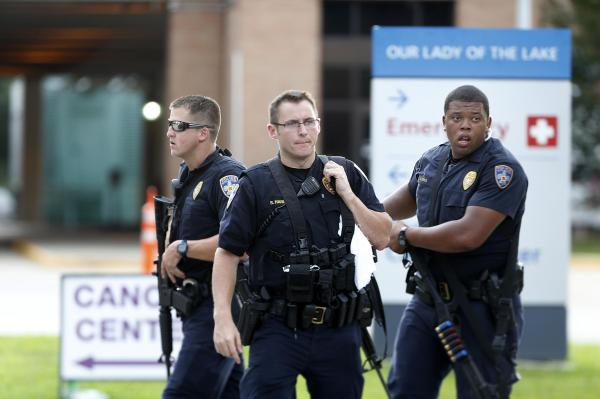 Motive In Baton Rouge Police Slayings Still Unclear ...