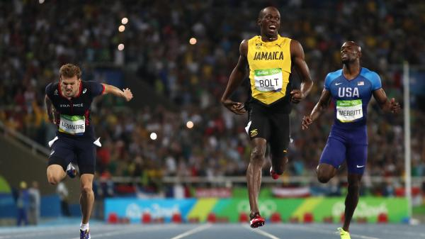 Usain Bolt Wins Eighth Olympic Gold Medal In The 200m ...