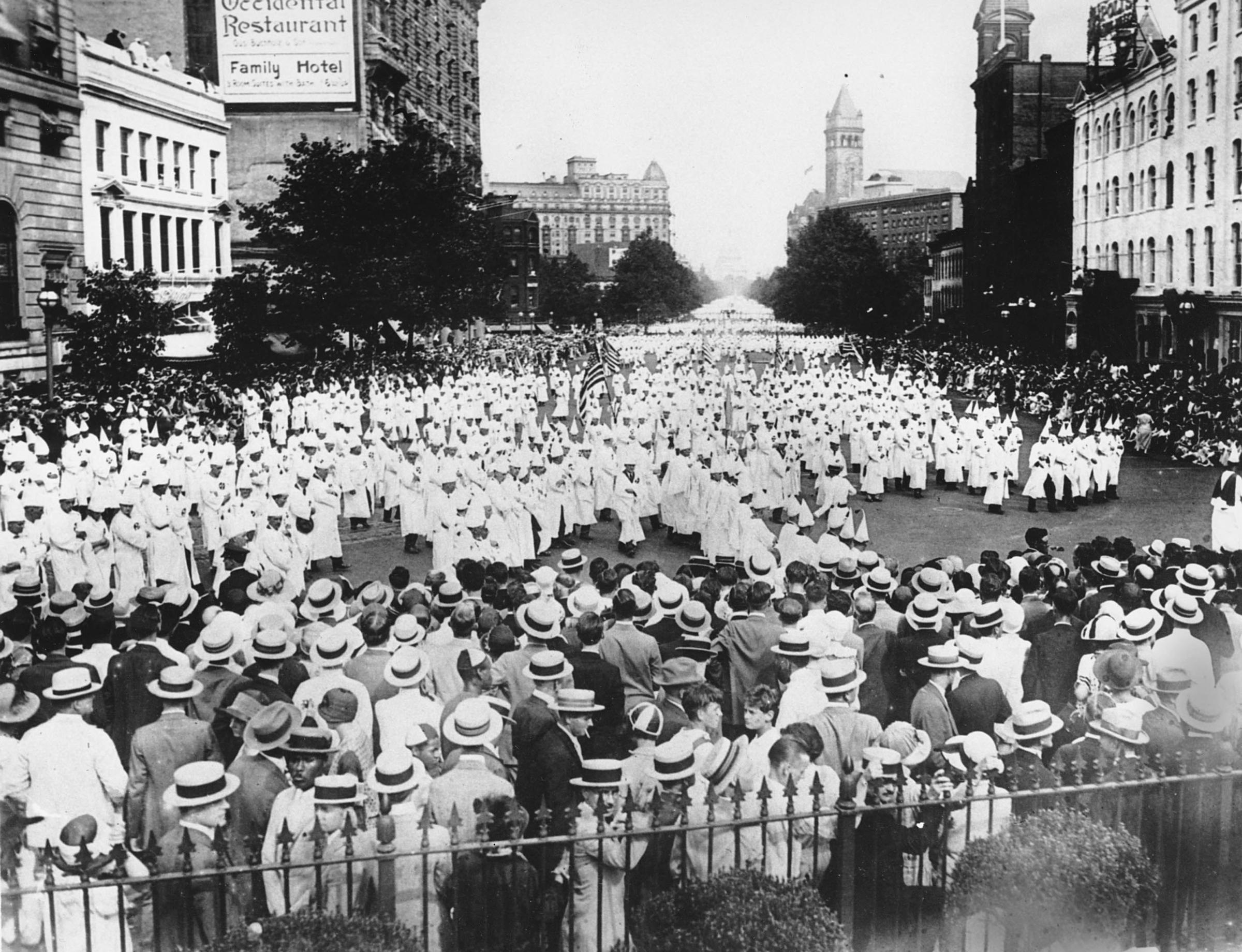 Why The Kkk Is Reaching Out Beyond White Folks