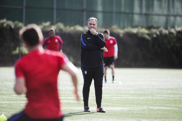 U.S. Men's Soccer Goes Back To The Future With New Coach ...