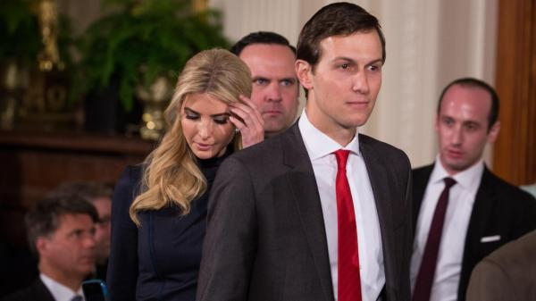 Trump Son-In-Law Jared Kushner To Be Questioned By Senate ...