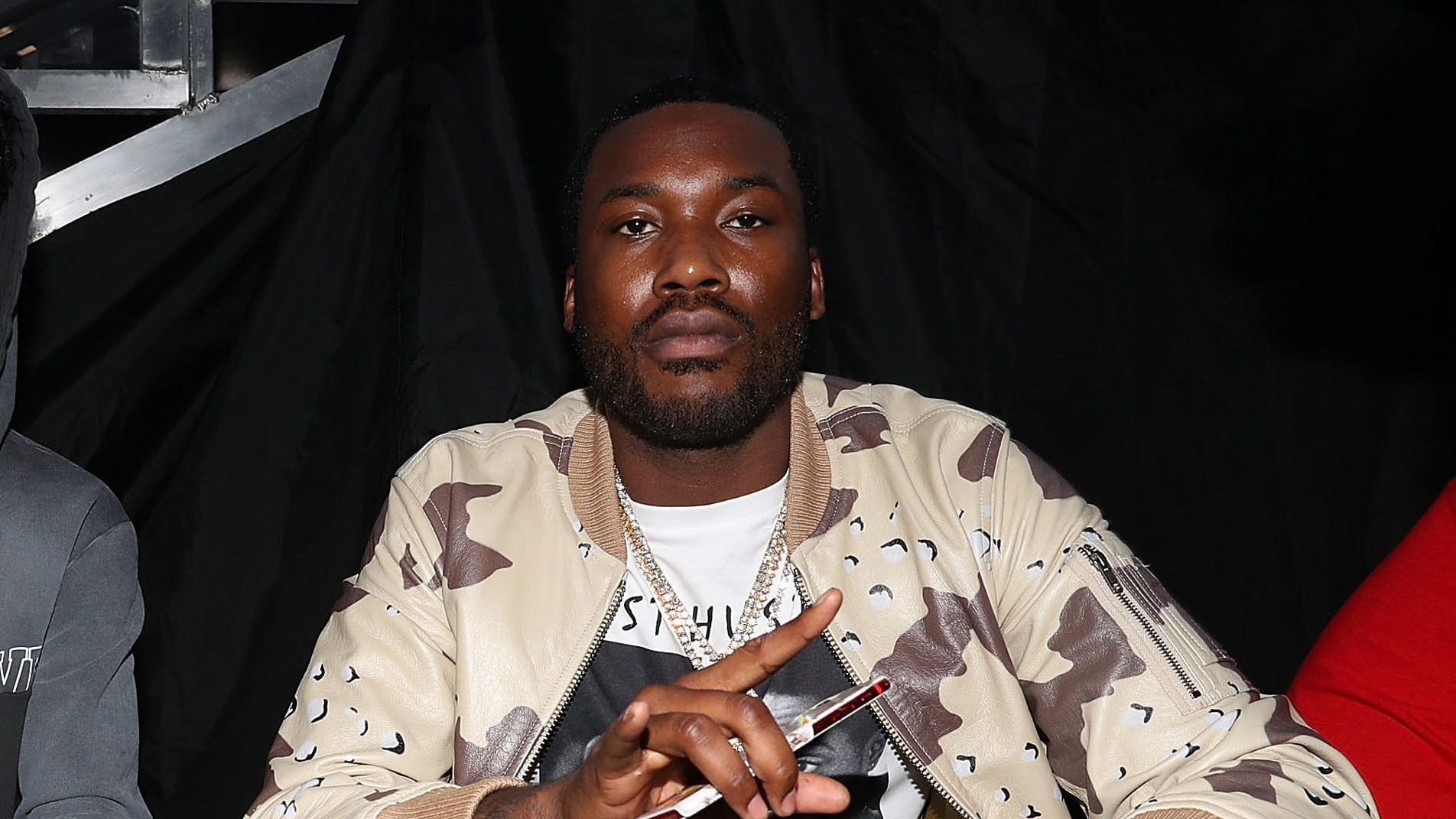 Image result for Meek Mill Requested F.B.I. Investigation; Refused To Wear Wire