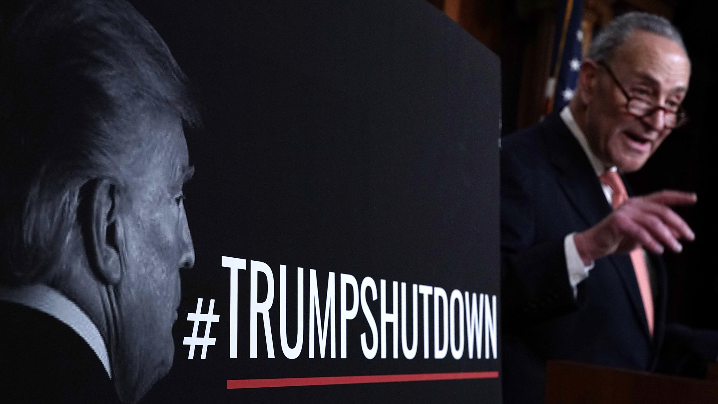 Image result for photos of republicans working to end shutdown