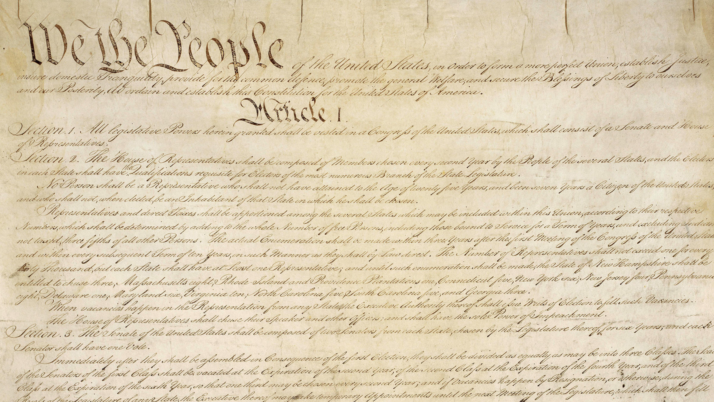 The Zombie Amendments To The Constitution You Ve Probably
