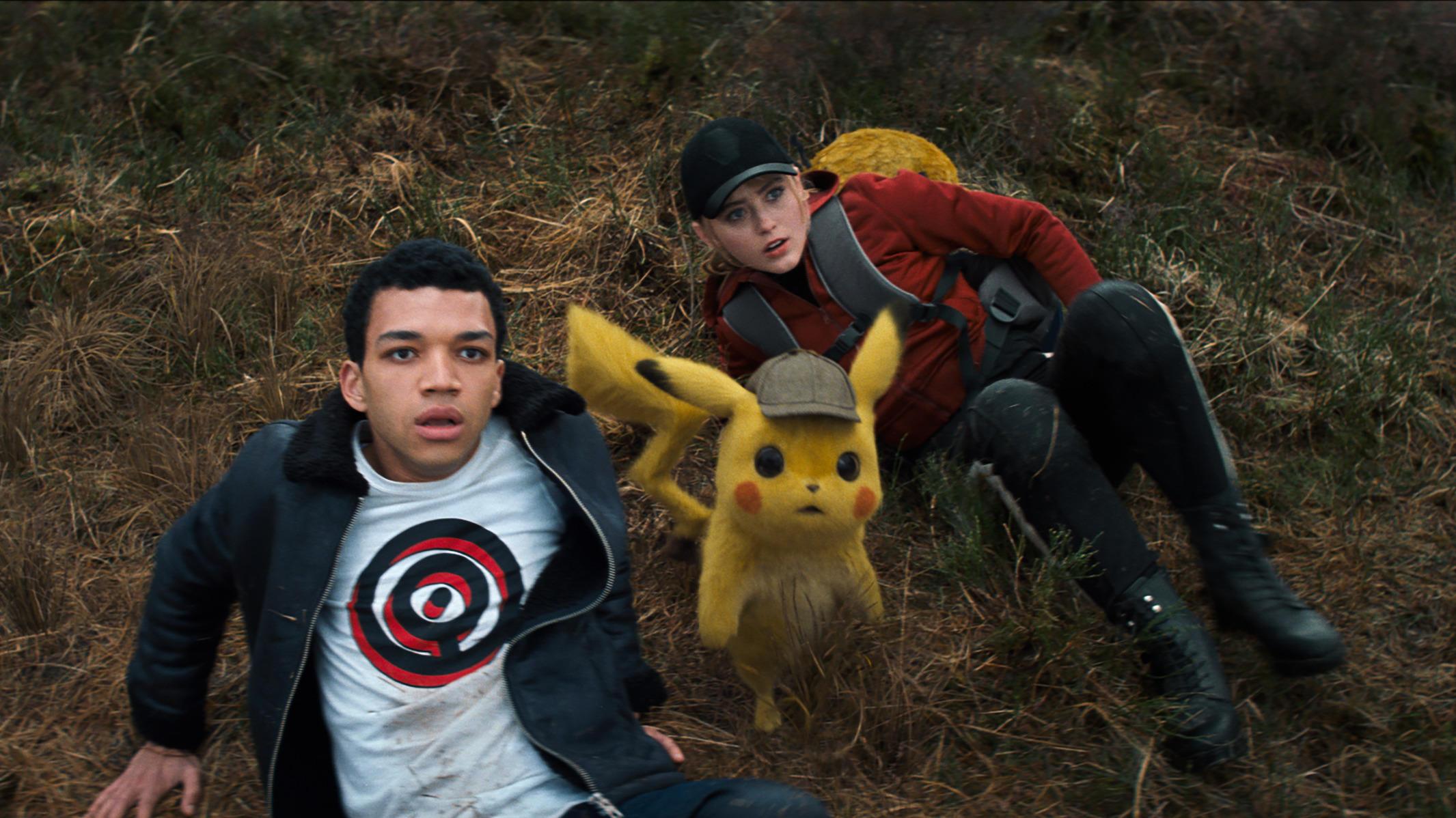Image result for detective pikachu tim