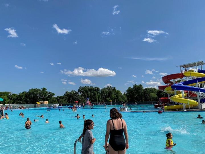 this might be the last summer garden city swimmers enjoy