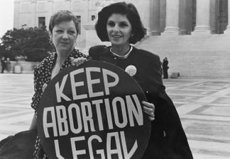 Poll Finds More Catholics Want Supreme Court to Uphold Roe v. Wade Rather Than Reverse It