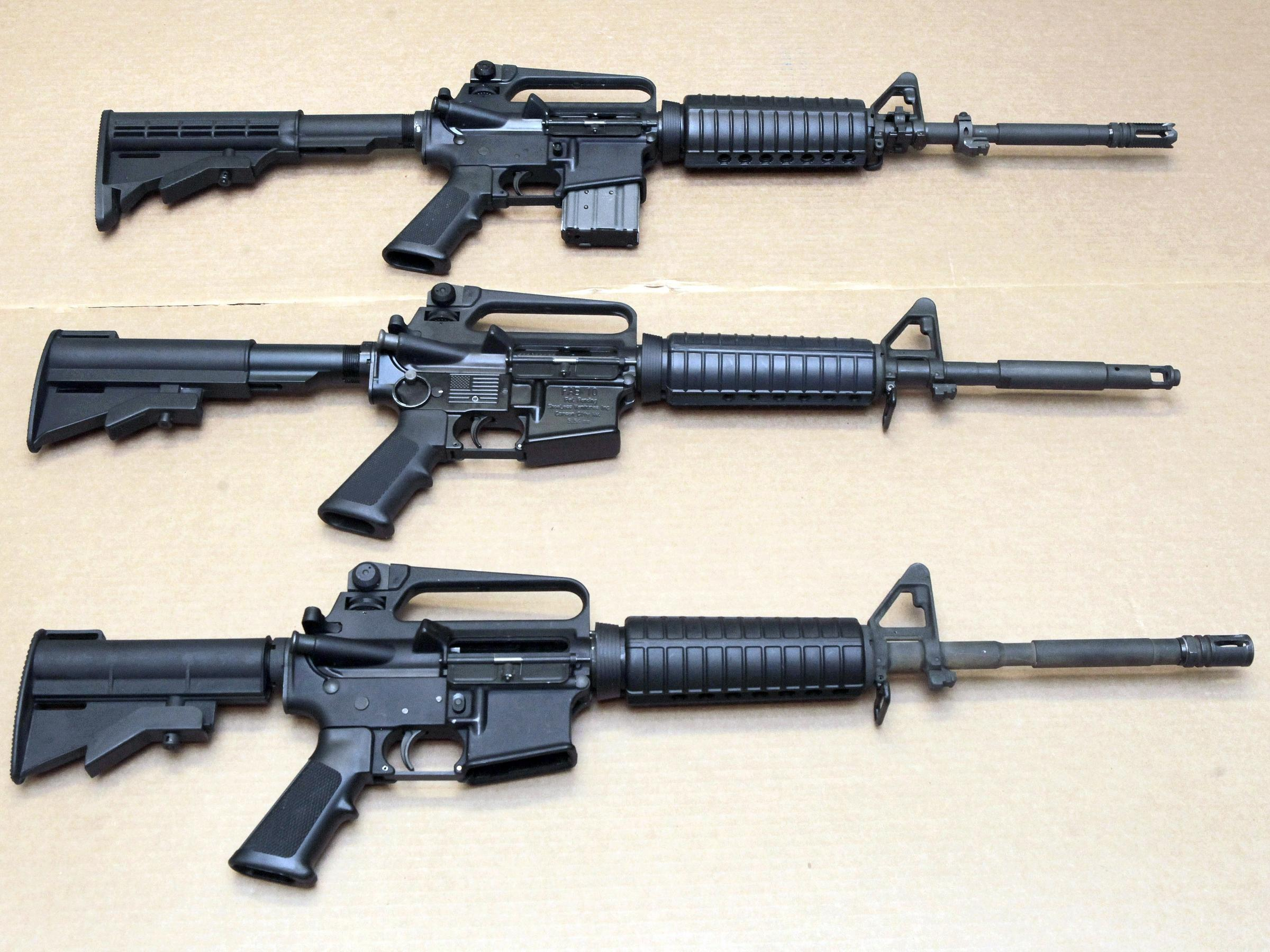 Colt Suspends Manufacture Of Controversial Ar 15 For