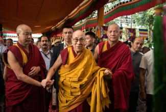 Who Will Decide On The Dalai Lama's Successor — His Supporters Or Beijing? | WJCT NEWS