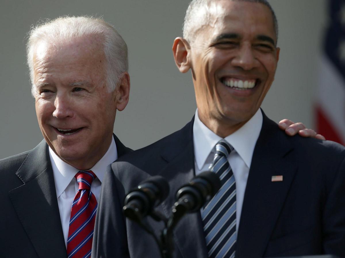Obama Officially Endorses Biden For President   WUWM