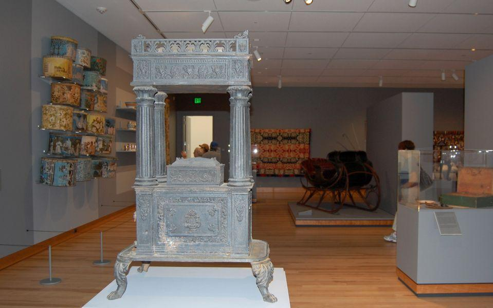 Shelburne Museum Goes Year-Round With New Arts And