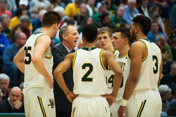 UVM Basketball Coach John Becker's Unusual Road To Success ...
